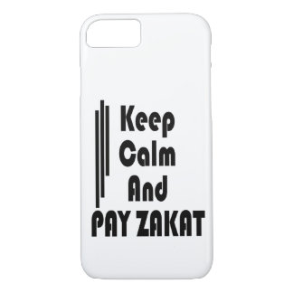 Keep Calm And PAY ZAKAT Case