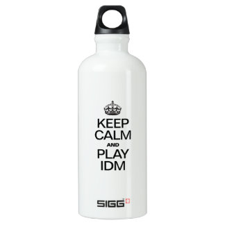 KEEP CALM AND PLAY IDM