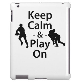 Keep Calm and Play On (Rugby)