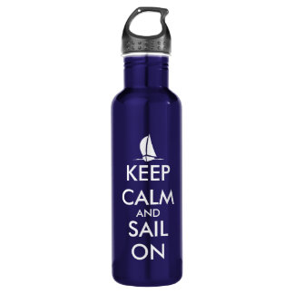 Keep Calm and sail on | Nautical