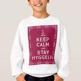 Keep Calm and Stay Hyggelig Sweatshirt