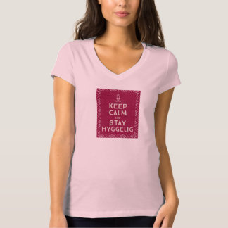 Keep Calm and Stay Hyggelig T-Shirt