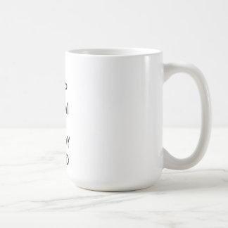 Keep Calm and Study Hard Coffee Mug