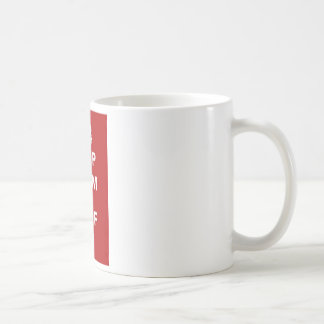 Keep Calm and Surf On Coffee Mug