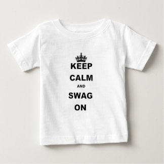 KEEP CALM AND SWAG ON.png T Shirts