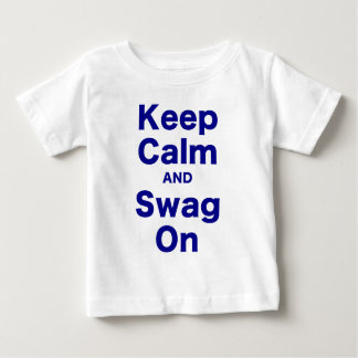 Keep Calm and Swag On Tshirts