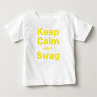 Keep Calm and Swag Shirt
