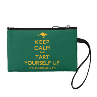 Keep Calm and Tart Yourself Up! Coin Purse