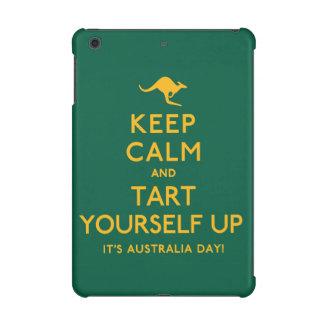 Keep Calm and Tart Yourself Up! iPad Mini Cases