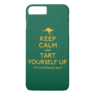Keep Calm and Tart Yourself Up! iPhone 8 Plus/7 Plus Case