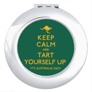Keep Calm and Tart Yourself Up! Mirrors For Makeup