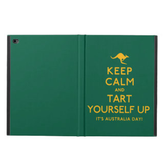 Keep Calm and Tart Yourself Up! Powis iPad Air 2 Case