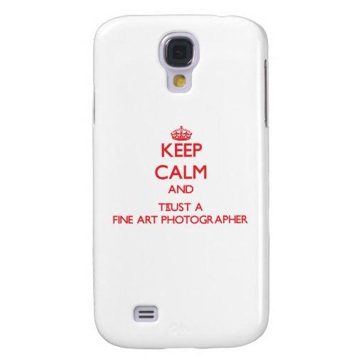 Keep Calm and Trust a Fine Art Photographer HTC Vivid Case