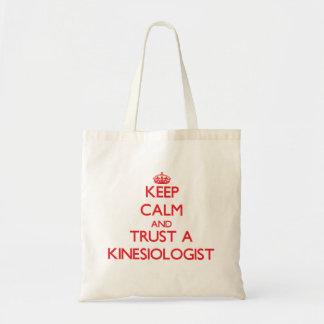 Keep Calm and Trust a Kinesiologist