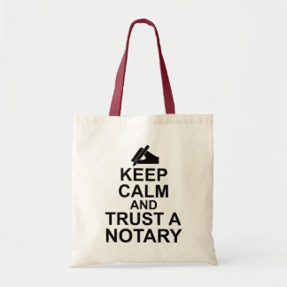 Keep Calm and Trust a Notary