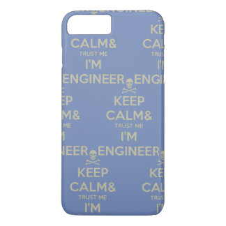 Keep calm and trust me I am engineer Case-Mate iPhone Case