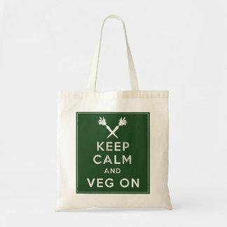 Keep Calm and Veg On