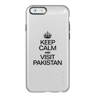 KEEP CALM AND VISIT PAKISTAN INCIPIO FEATHER® SHINE iPhone 6 CASE