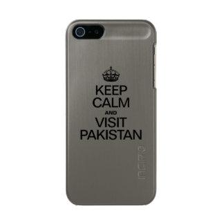 KEEP CALM AND VISIT PAKISTAN INCIPIO FEATHER® SHINE iPhone 5 CASE