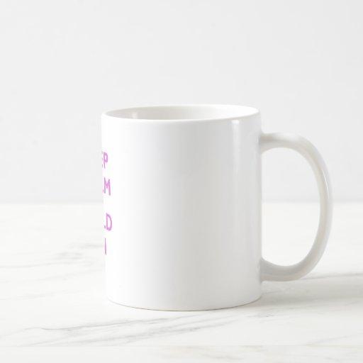 Keep Calm and Weld On Mugs