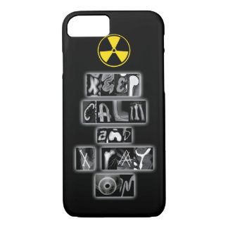 Keep Calm and Xray On iPhone 7 case