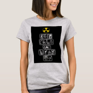 Keep Calm and Xray on Women's T-Shirt