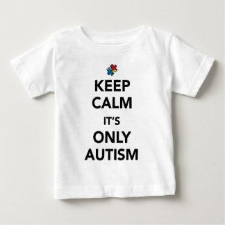 Keep Calm - Autism Awareness Tshirt