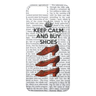 Keep Calm Buy Shoes iPhone 7 Plus Case