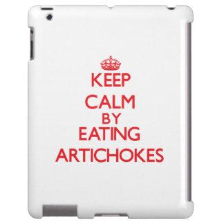 Keep calm by eating Artichokes