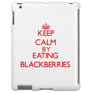 Keep calm by eating Blackberries