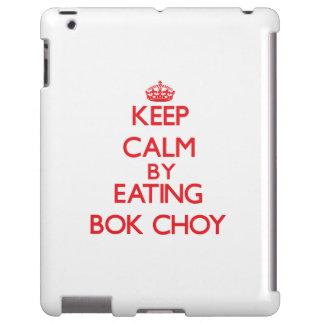 Keep calm by eating Bok Choy