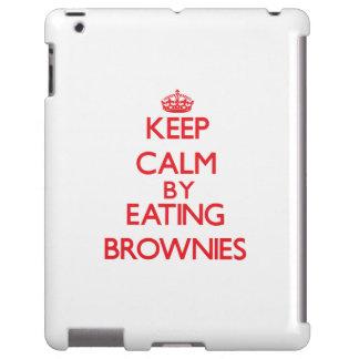 Keep calm by eating Brownies