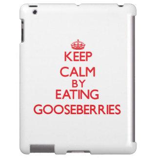 Keep calm by eating Gooseberries