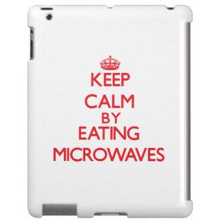 Keep calm by eating Microwaves