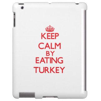 Keep calm by eating Turkey