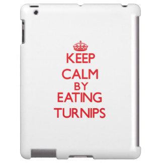 Keep calm by eating Turnips