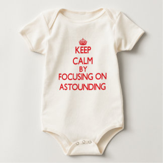 Keep Calm by focusing on Astounding Romper