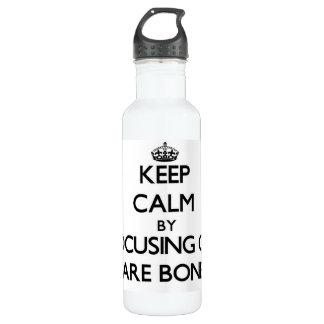 Keep Calm by focusing on Bare-Bones