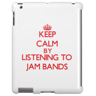 Keep calm by listening to JAM BANDS
