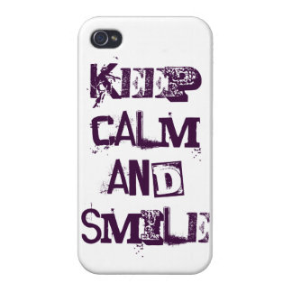 Keep Calm Case Case For The iPhone 4