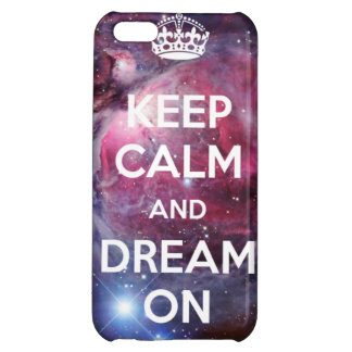 Keep calm case iPhone 5C cover
