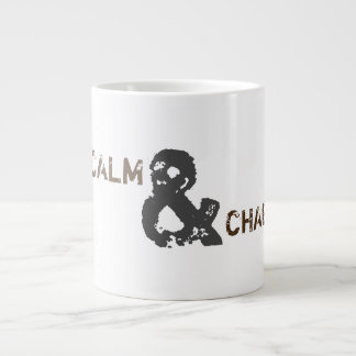 Keep Calm & Chaga On Mug