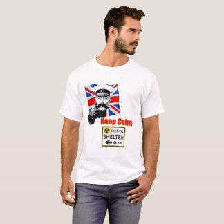 Keep Calm Chemical-Shelter T-Shirt