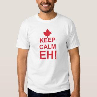 Keep Calm EH! Tees