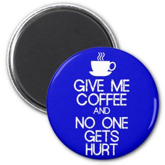 Keep Calm - Give me coffee Magnet