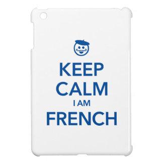 KEEP CALM I AM FRENCH CASE FOR THE iPad MINI