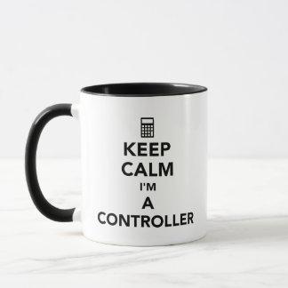 Keep calm I'm a controller Mug