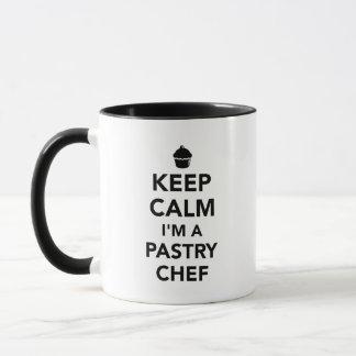 Keep calm I'm a pastry chef Mug