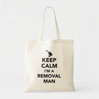 Keep calm I'm a removal man