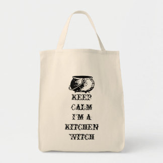 Keep Calm, I'm a Kitchen Witch